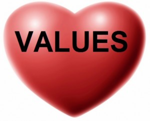 Heart + Values Image