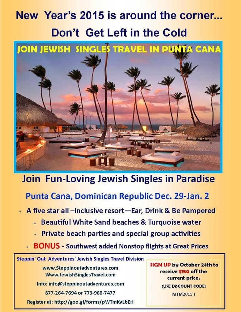 Jewish Singles Travel Image - Motivated to Marry