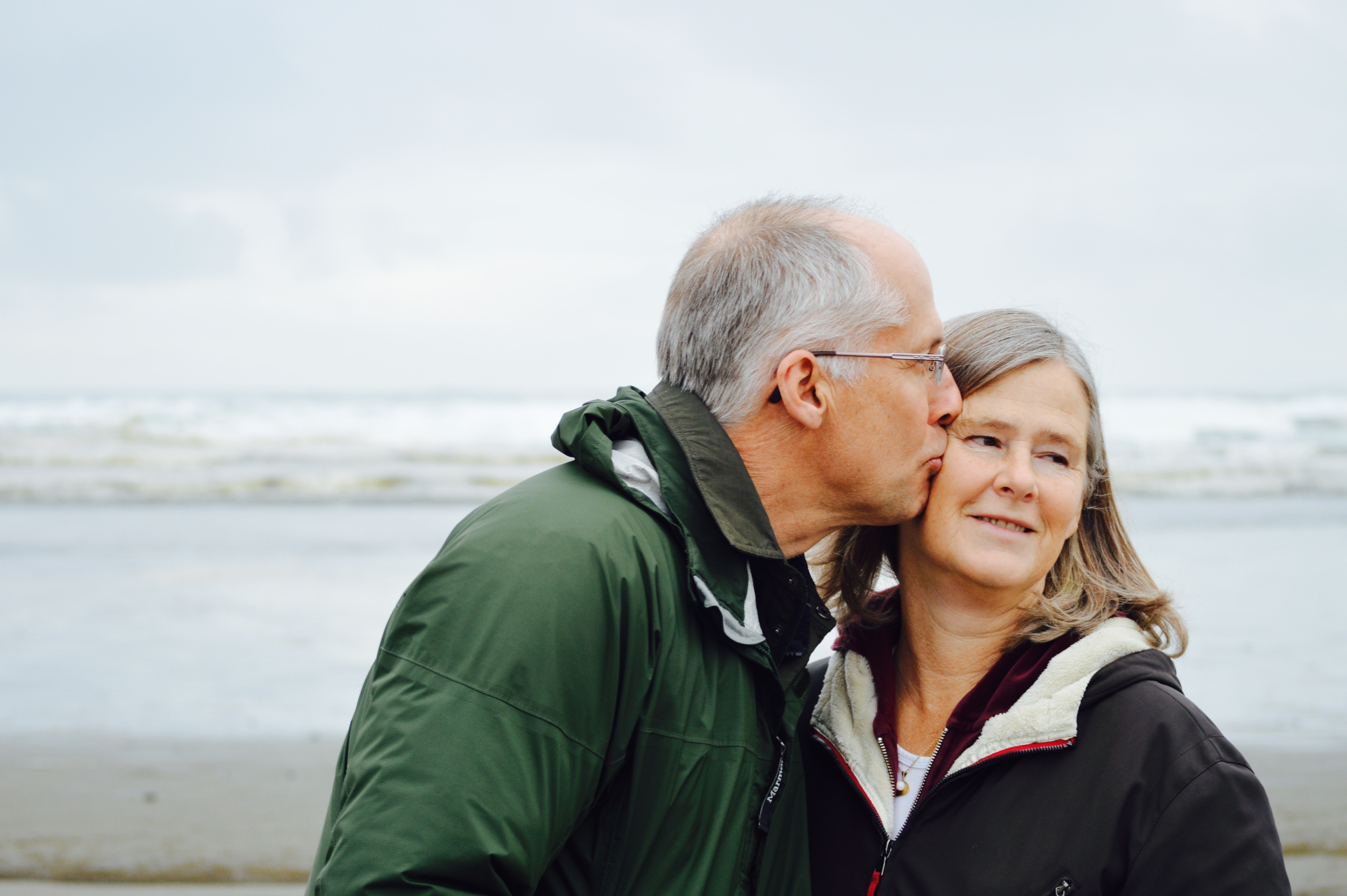 Can you find true love after divorce? This happy couple knows that you can.